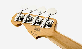 '70s-Style Stamped Tuners