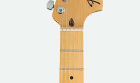 "QUARTERSAWN ""C""-SHAPED MODERN NECK"