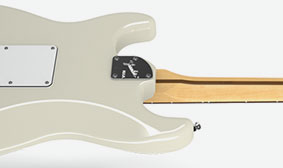 """C"" Neck profile"