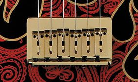 Hard-Tail Stratocaster Bridge