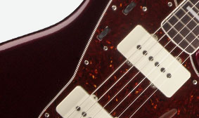 Special Oxblood Finish