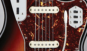 Special Design Hot Jaguar Pickups