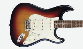Fender Custom Shop Designed