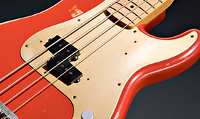 Gold Pickguard