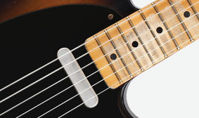 Narrow Jumbo Frets