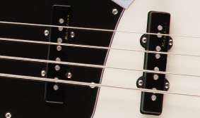 VINTAGE NOISELESS JAZZ BASS PICKUPS