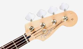 Jazz Bass Neck on a Precision Bass