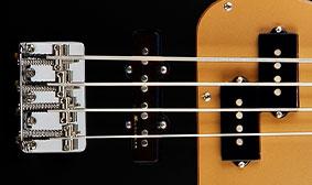 Noiseless™ Jazz Bass Pickups