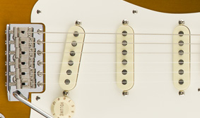 ERIC JOHNSON SINGLE-COIL PICKUPS