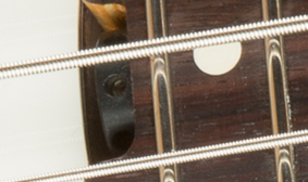 HAND-RUBBED OIL NECK FINISH