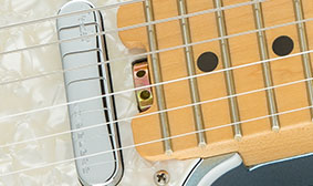 NEUES EINSTELLRAD AM DOUBLE ACTION TRUSS ROD