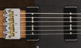Two JP-90 Single-Coil Pickups