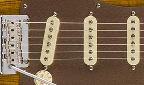V-Mod Single-Coil Stratocaster Pickups