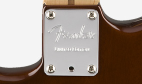 Limited Edition Neck Plate