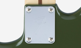 ENGRAVED NECK PLATE