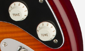 BRIDGE PICKUP TONE CONTROL
