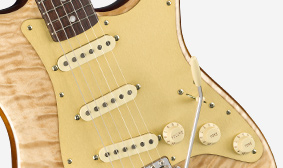 GOLD ANODIZED PICKGUARD