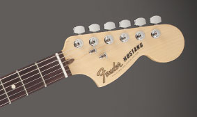 """Modern Neck with """"C"""" Profile and Satin Back Finish"""