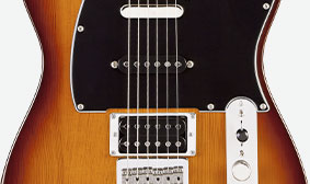 HSS Pickup Configuration with Stratocaster Middle Pickup