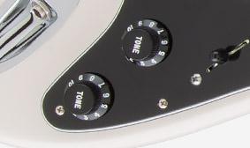 Strat-Style Knobs
