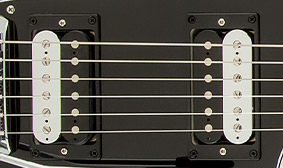 Blacktop Humbucking Pickups