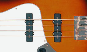 Standard Single-Coil Jazz Bass Pickup