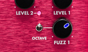 SWITCHABLE HIGH OCTAVE