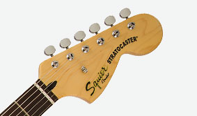 '70S-STYLE LARGE HEADSTOCK