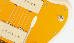 GOLD ANODIZED ALUMINUM PICKGUARD