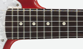 VINTAGE-TINT GLOSS NECK FINISH