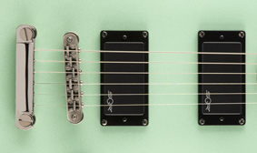 SQR ACTIVE CERAMIC HUMBUCKING PICKUPS