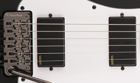 Aktive Squier Humbucker