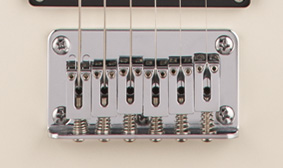 Six-Saddle Telecaster Bridge with Block Saddles
