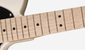 "12"" Fingerboard Radius"