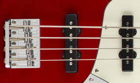 Ceramic Single-Coil Pickups