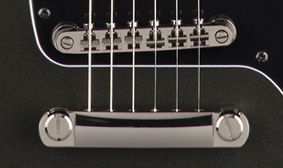 Adjustable Bridge and Stopbar Tailpiece