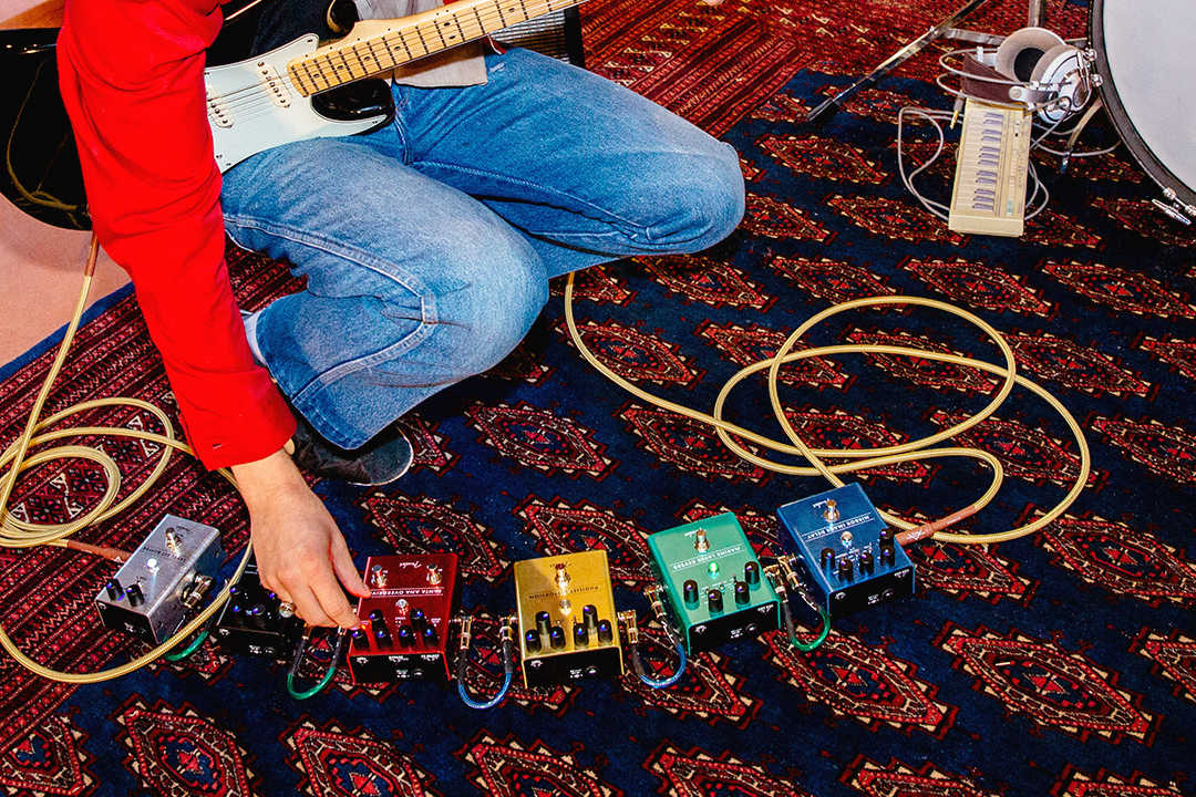 Effects Pedals