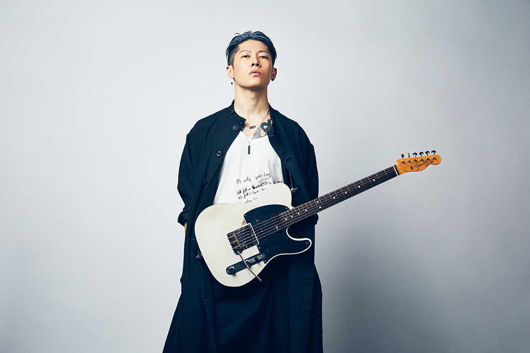 ギタリスト miyavi