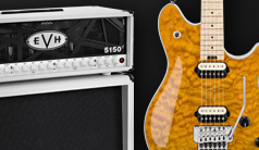EVH Brand Guitars, Amps and Musical Products