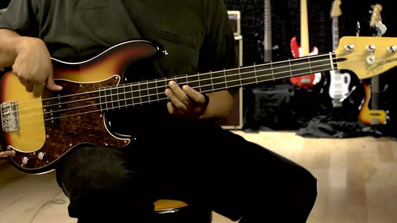 Vintage modified p bass pic 349