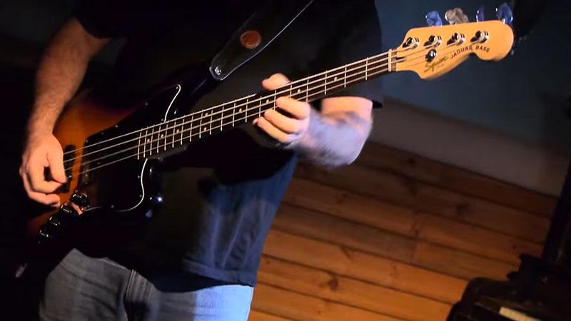 vintage modified jaguar® bass special squier electric basses vintage modified jaguar® bass special