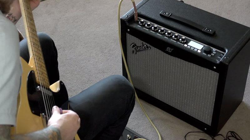 Fender Mustang IV V2 Amplifier Windows 8 X64