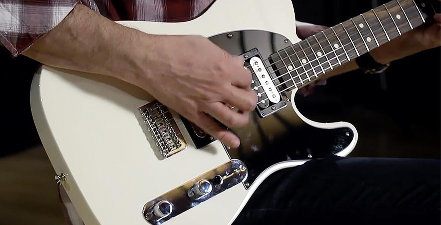 standard telecaster hh electric guitars. Black Bedroom Furniture Sets. Home Design Ideas