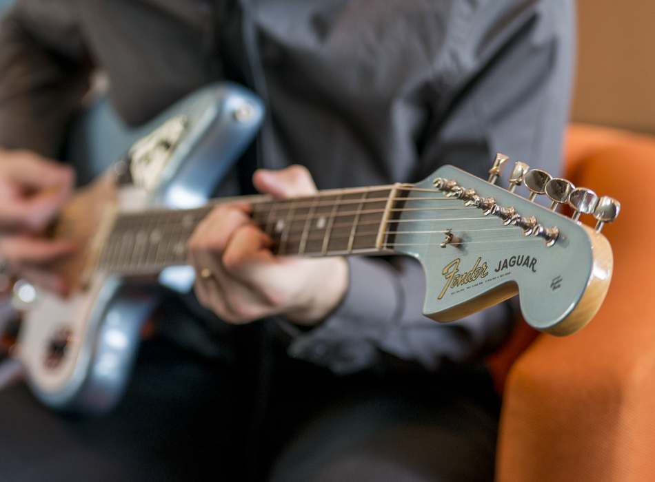 Transforming Music One Guitar at a Time | Cornerstone Music
